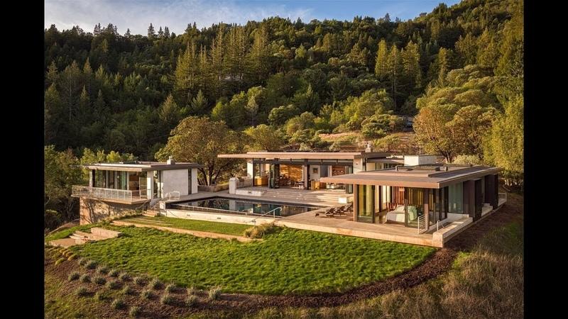 Enthralling Modern Estate in Healdsburg, California | Sotheby's International Realty