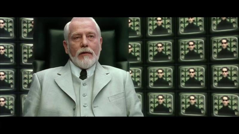 Не простой выбор для Нео ... отрывок из фильма (Матрица ПерезагрузкаThe Matrix Reloaded)2003