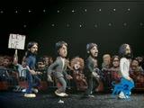George Harrison vs John Lennon vs Paul McCartney vs Ringo Starr (4-й сезон) (April 25, 2002) - Celebrity Deathmatch