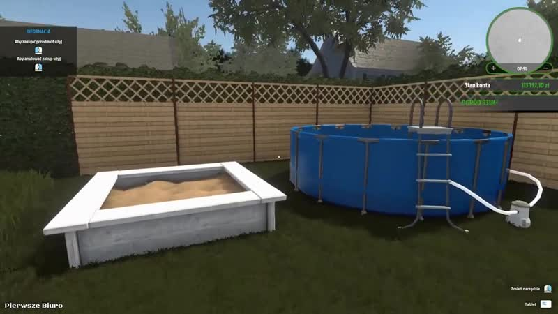 Garden Flipper DLC Will be able to design your own swimming pool area