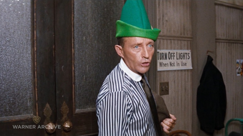 Robin and the 7 Hoods 1964 Don't Be A Do Badder Bing Crosby