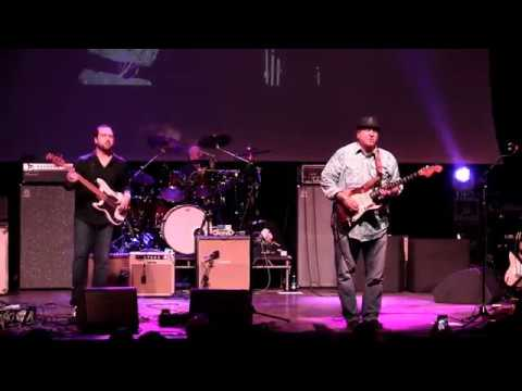 Tony Campanella Band Superstition SRV Tribute 2018, The Pageant, St. Louis, 11-24-18