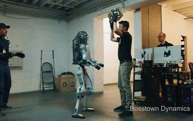Boston Dynamics It is time to stop coub