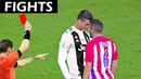 Cristiano Ronaldo - Epic Fights, Red Cards and Moments