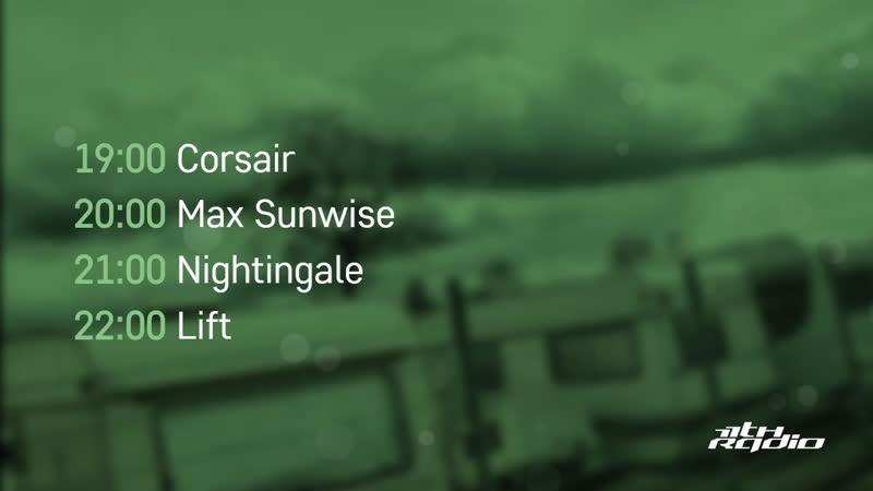 Corsair Max Sunwise, Nightingale and Lift - Live @ Province (21.03.2019)
