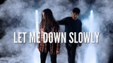 Kaycee Rice &amp Sean Lew Let Me Down Slowly - Dance Choreography by Erica Klein