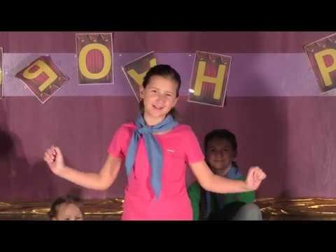 Отчётный концерт Образц. худ. коллектива Театр Маски (2 отделение) г. Луганск, 01.04.2019 г.