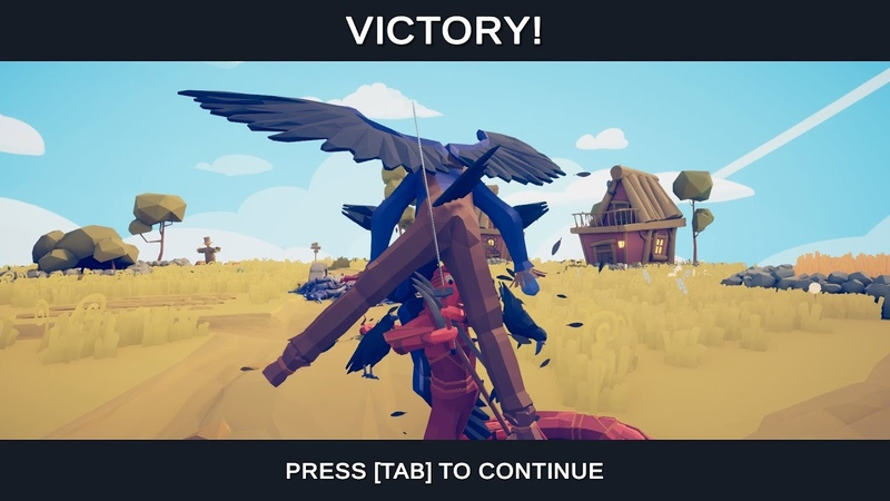 КАСТРАЦИЯ (Totally Accurate Battle Simulator) 8