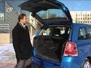 Обзор Opel Zafira Тест драйв Опель Зафира