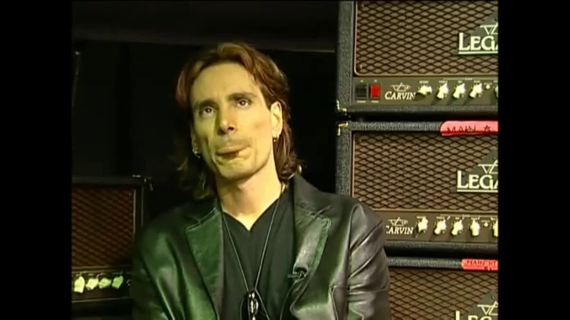 Steve Vai on replacing Yngwie I killed people lol