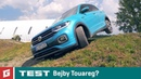 Volkswagen T-Cross 1.0 TSI - SUV - TEST - GARAZ