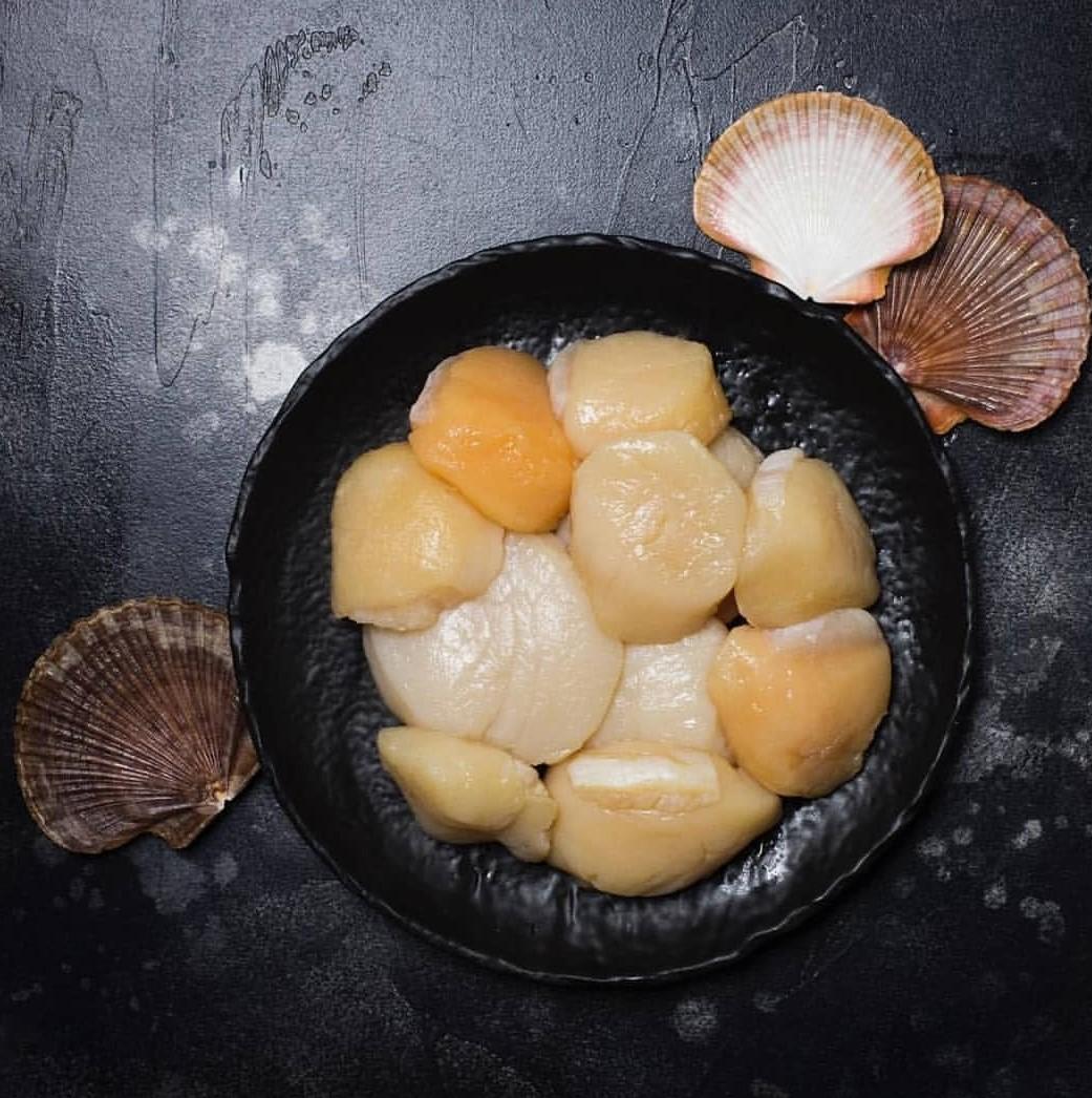 Заказ морепродуктов