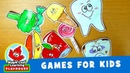 Good Hygiene Game for Kids | Maple Leaf Learning Playhouse
