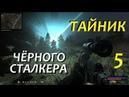ТАЙНИК ЧЁРНОГО СТАЛКЕРА - 5 серия - ИВАНЦОВ, ШУРУП и НОВЫЕ МУТАНТЫ