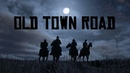 Lil Nas X - Old Town Road (I Got The Horses In The Back) [Lyric Video]