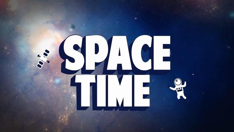 Черные дыры - Space Time