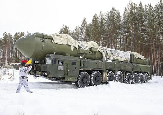В Марий Эл ракетный полк отработает задачи несения боевого дежурства на ракетных комплексах «Ярс»