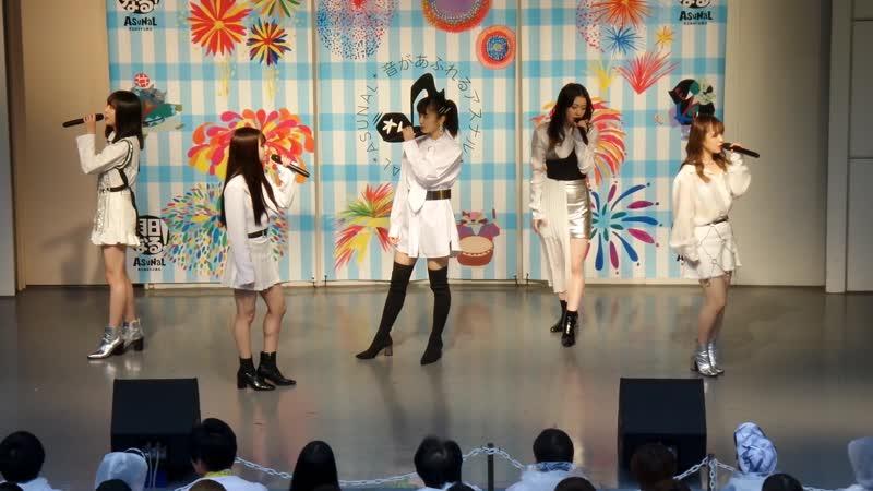 フェアリーズ ☆ ターニングポイント 2019.07.19 アスナル金山 1800