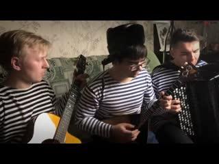 Русские парни красиво исполнили Металлику (ВоК)