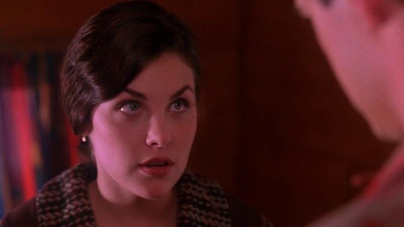 Twin Peaks - Audrey Horne meets Denise Bryson | HD Blu-ray