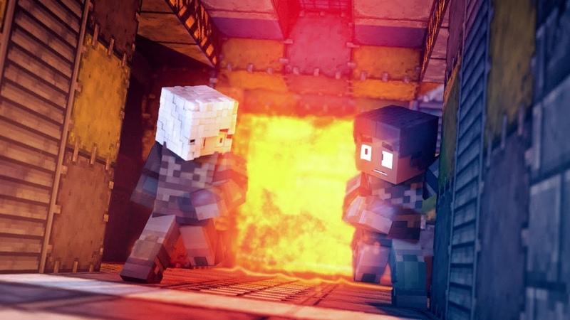 Minecraft сериал: ЯДЕРНЫЙ УДАР - 6 серия