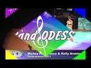 Band Odessa - Солнечный зайчик. Танцуют Келли Арзенаульт и Mикей Фортананце