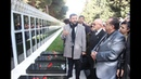 Фуад Аббасов посетил Аллею Шахидов в Баку. Март 2019 fuadabbasov