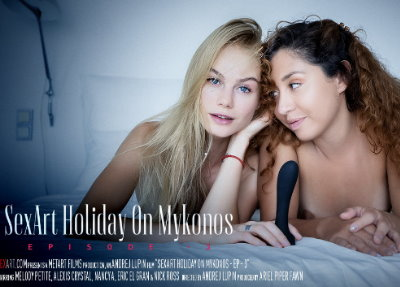 SexArt - SexArt Holiday On Mykonos Episode 3