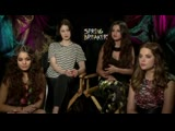 Spring Breakers Vanessa Hudgens and Selena Gomez talk about their new movie