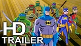 BATMAN VS TEENAGE MUTANT NINJA TURTLES Trailer #1 NEW (2019) DC Superhero Movie HD