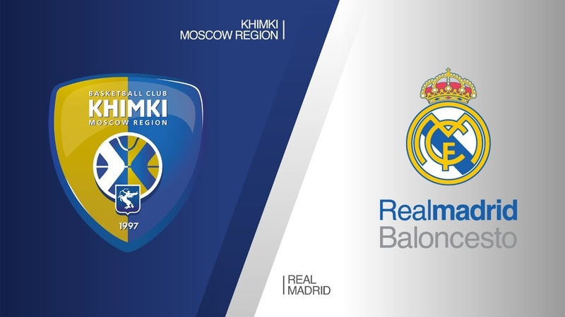 Khimki Moscow region Real Madrid Highlights Turkish Airlines EuroLeague RS Round 26