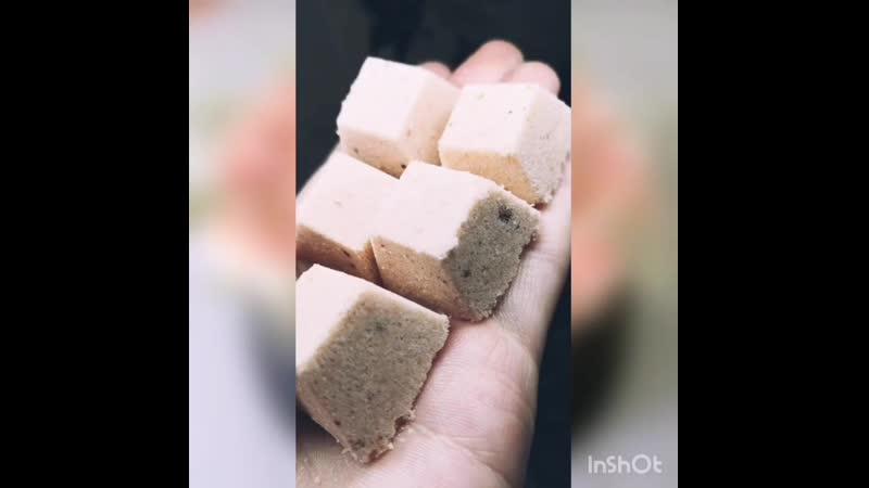 Лавандовый сахар
