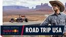 Road Trip USA   Daniel Ricciardo takes F1 to San Francisco, Monument Valley and Las Vegas