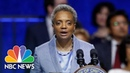 Chicago's New Mayor Looks Forward To A 'City Of Sanctuary' | NBC News