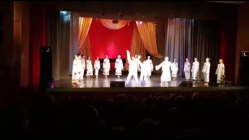 Как я жизнь прожил хореографический коллектив Улыбка Концерт 8 марта 2019г КДЦ Заря