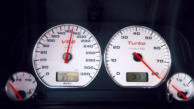 VW Golf 3 VR6 Turbo 900 PS FWD | RAD48 - L8Night Serie 1