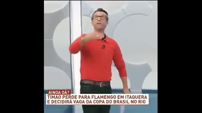Neto Corinthians liberou Arão e ER de graça, dois craques do Flamengo