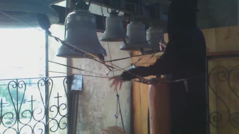 Звон в Свято-Троицком Серафимо-Дивеевском монастыре