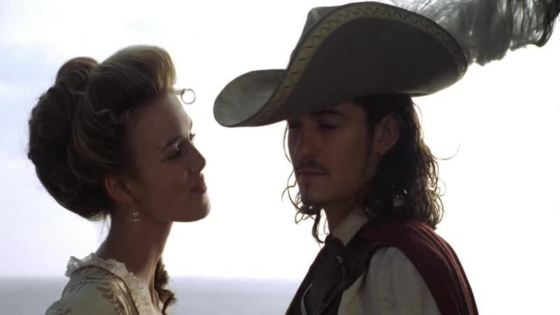 Пираты Карибского Моря.Проклятие Черной Жемчужины 2003 г (Концовка и саундтрек)