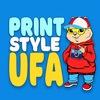 Печать на футболках, толстовках, чехлах в Уфе