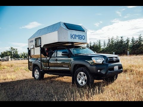 KIMBO 6C PICK UP CAMPER