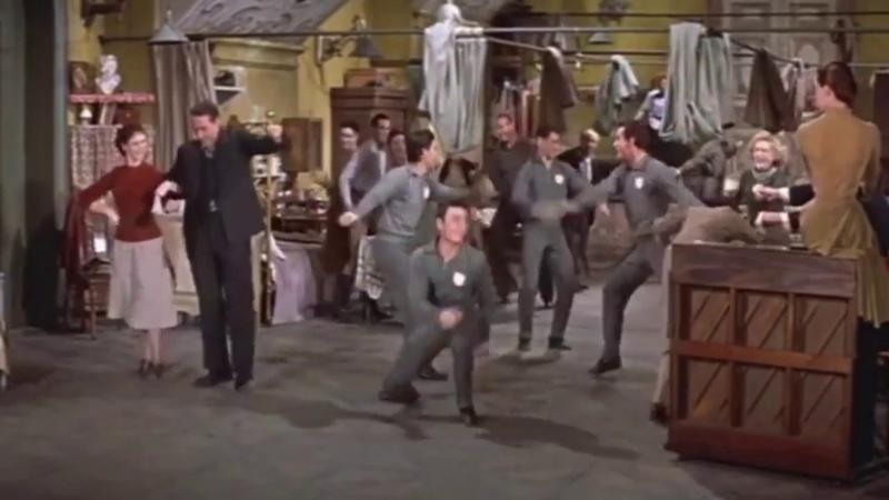 Silk Stockings (1957) - Mahala Rai Banda vs. Shantel. Mahalageasca