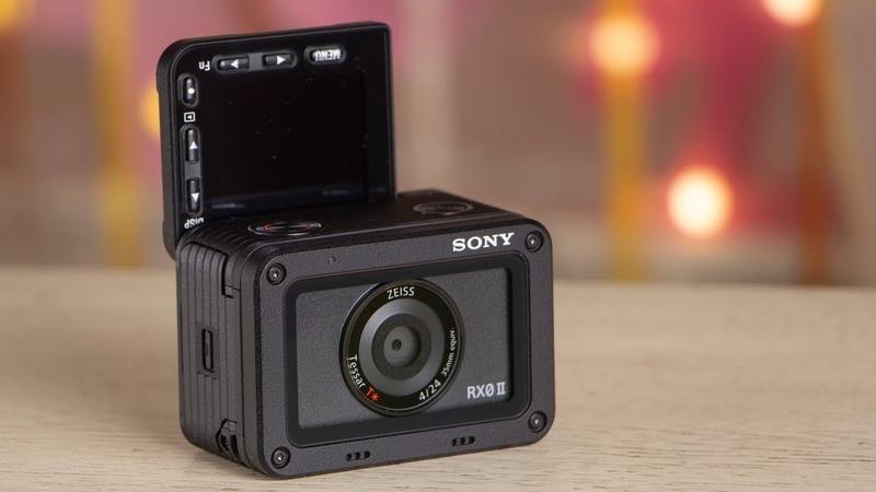 Sony RX0 II - Маленький монстр или Злобный карлик?