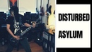 Disturbed - Asylum Guitar Cover [4K / MULTICAMERA] *Patreon special*