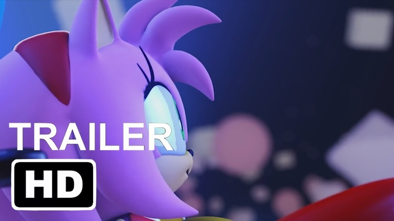 Sonic the Hedgehog 3 TRAILER 1 Iron Man 3 Style FAN MADE