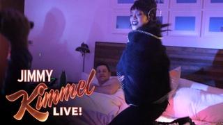 Rihanna Pranks Jimmy Kimmel