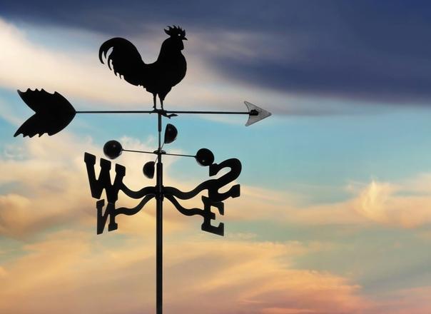 Сказка о Повелителе Ветра Пару лет назад на крыше дома одного благородного семейства появился новенький флюгер. Металлическая птица, покрытая золотистой краской, резво вертелась во все стороны