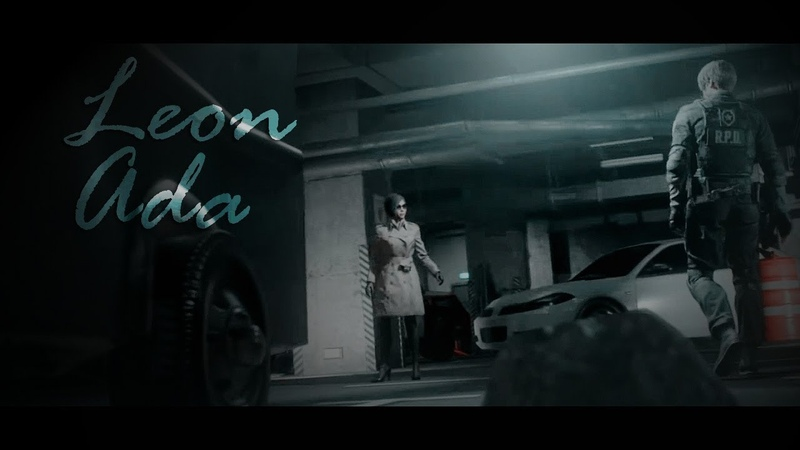 ● Resident Evil - Leon S. Kennedy Ada Wong ●