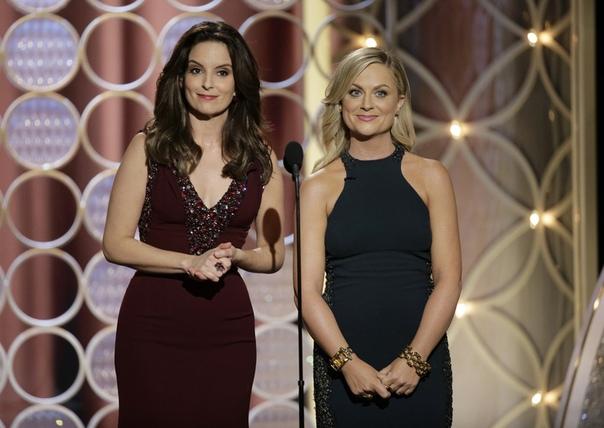 Тина Фей и Эми Пулер стали ведущими «Золотого глобуса 2021» Об этом сообщило руководство канала NBC, показывающего