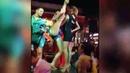 Волочкова устроила танцы с трансвеститом в ночном клубе Тайланда